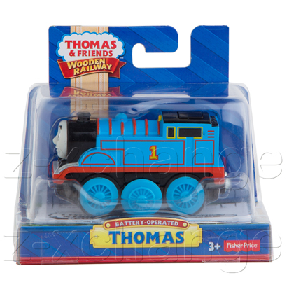 thomas & friends wooden railway battery operated thomas engine 1